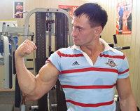 Сергей - гость выпуска. Бодибилдер, спортивный судья, тренер, диетолог и хороший человек в одном лице.
