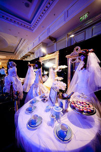 Выставка luxury wedding & Gift fair 2011