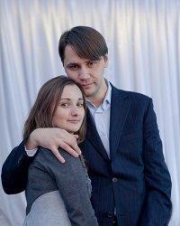 Максим и Ирина Дедковы