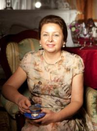 Елена Вервицкая — преподаватель европейского этикета