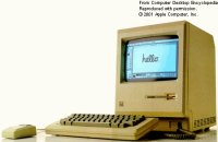 Macintosh празднует 27-ой день рождения