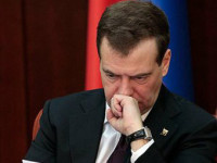 © Дмитрий Медведев. Фото пресс-службы президента России