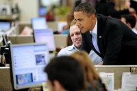 Обама ответит на вопросы твиттерян