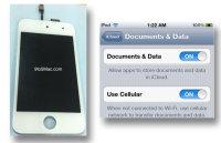 Белый iPod 5 с 3G?
