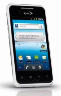 LG Optimus Elite — новый эко-смартфон