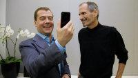 В музее Медведева могут выставить iPhone 4