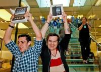 Новый iPad  в России 25 мая?