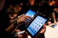 The new Pad обогнал по распространённости iPad 1