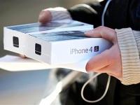 iPhone занял треть американского рынка смартфонов