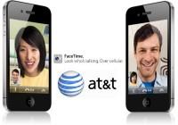AT&T запретил использовать FaceTime через 3G-сети