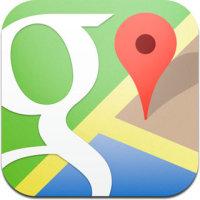 Google Maps вернулись на iOS