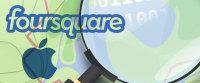 Apple планирует использовать Foursquare в своих картах