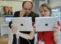 Apple выпустит iPad 4 с 128 Гб памяти