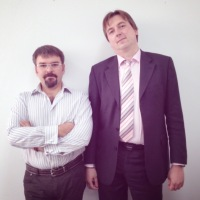 Вадим Филиппов и Армен Манукян-Буровцов