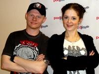 Фото: Оля Зацепина и Мутабор