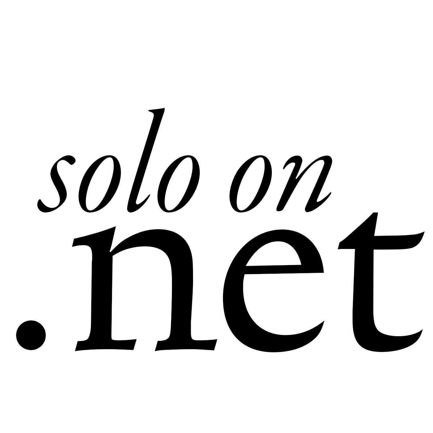 Solo on .NET