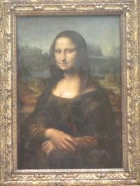 Красная бурда. Мона Лиза