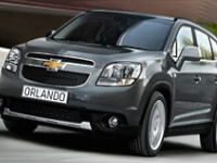 Тест-драйв (52): Chevrolet Orlando