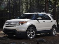 Тест-драйв (53): Ford Explorer