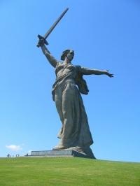 Советская империя — Родина-Мать