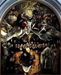 Эль Греко. Погребение графа Оргаса