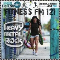 FITNESS FM #121 - Rock/Metal-Gym/Crossfit (October 2017)