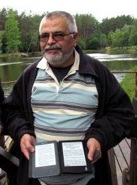 Владимир Левченко - гуру по электронным книгам