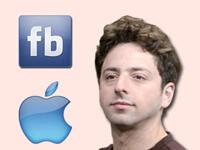 Сергей Брин: Facebook иApple угрожают свободе Интернета (100)
