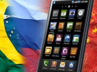 Проникновение смартфонов вРоссии отстает отостальных стран БРИК (105)