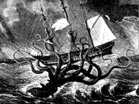 Не фантастические горизонты (13): Чужие под водой