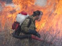 Greenpeace (10): Greenpeace опротивопожарной экспедиции вАстраханскую область