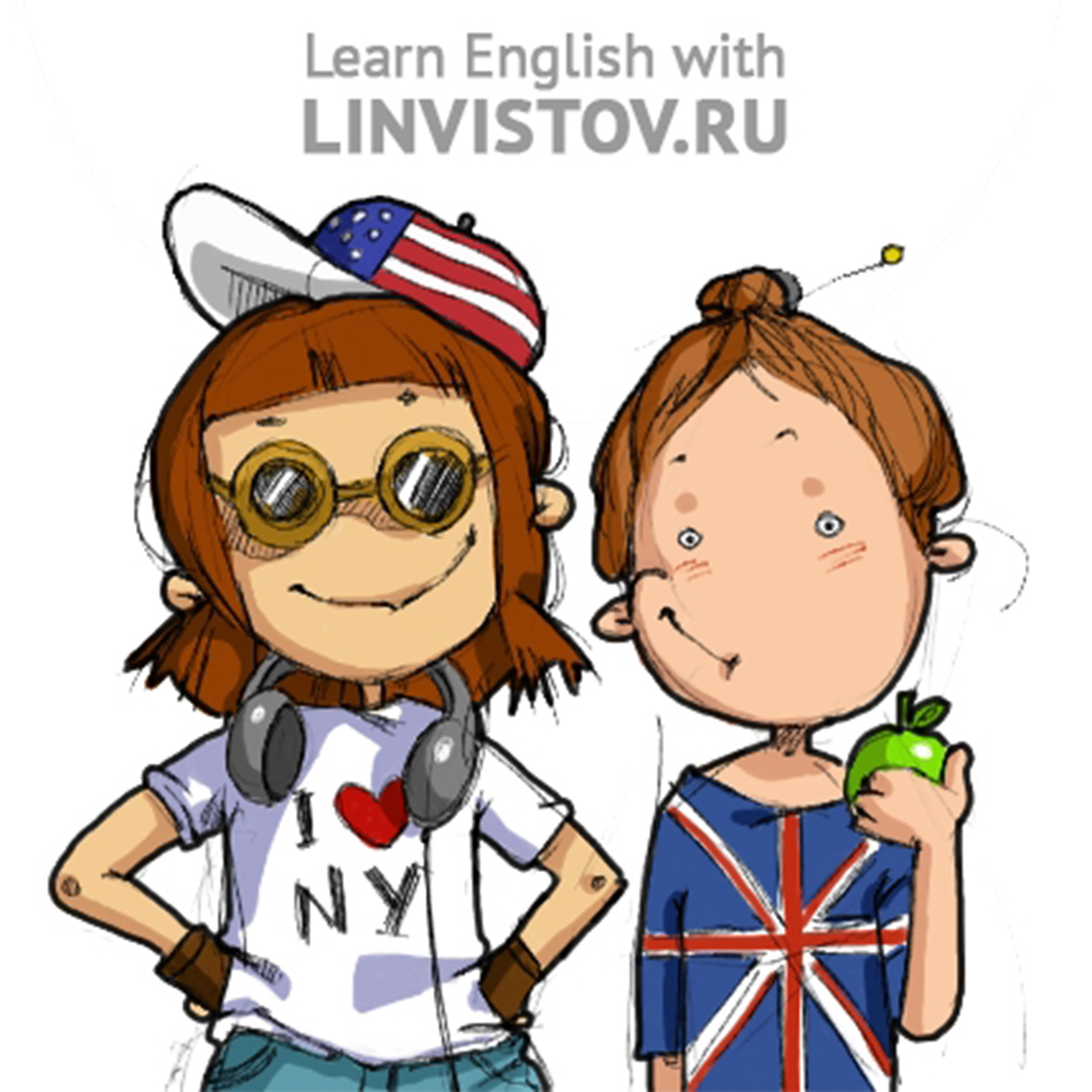 Learn English with LINGVISTOV