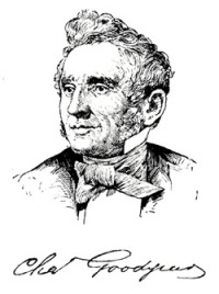 Чарльз Нельсон Гудьир.
