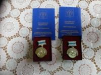 Кировскую семью наградили знаком «За милосердие и благотворительность»
