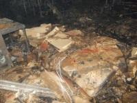 200 кг печенья сгорело в области