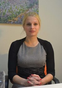 Анастасия Семенец (Ukrintel)