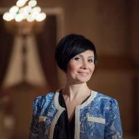 Елена Яворская в Бизнес Арене с Яной Матвийчук