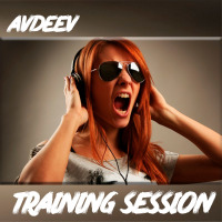 Avdeev training session 1