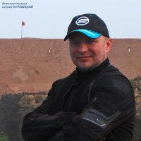 Белорусский путешественник, инженер-механик Сергей МУРАВИЦКИЙ