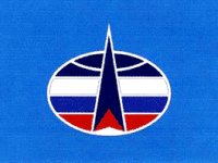 Фото: флаг Космических войск