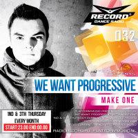We Want Progressive