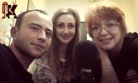Лилия Варюхина, Иван Горбунов и Анжелика Лукина