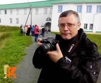 Геннадий Цветков, руководитель телерадиостудии