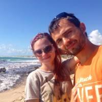 В гостях подкаста про путешествия TRAVEL TIME - Лена и Никита авторы блога о путешествиях Niklenburg