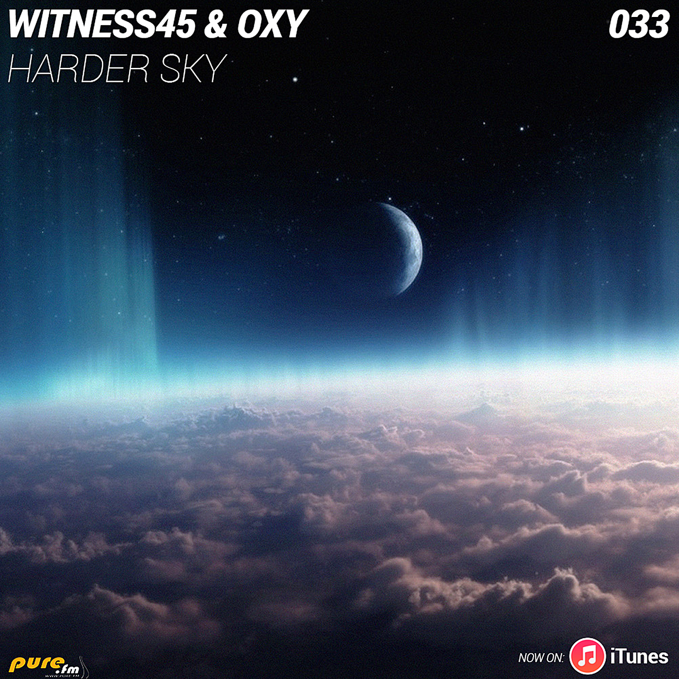 Witness45 & Oxy – Harder Sky #033