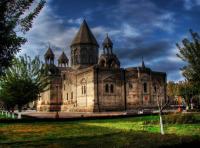 Святой Первопрестольный Эчмиадзин, Центр Армянской апостольской церкви
