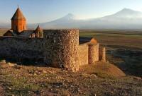Монастырь Хор Вирап  и  Арарат