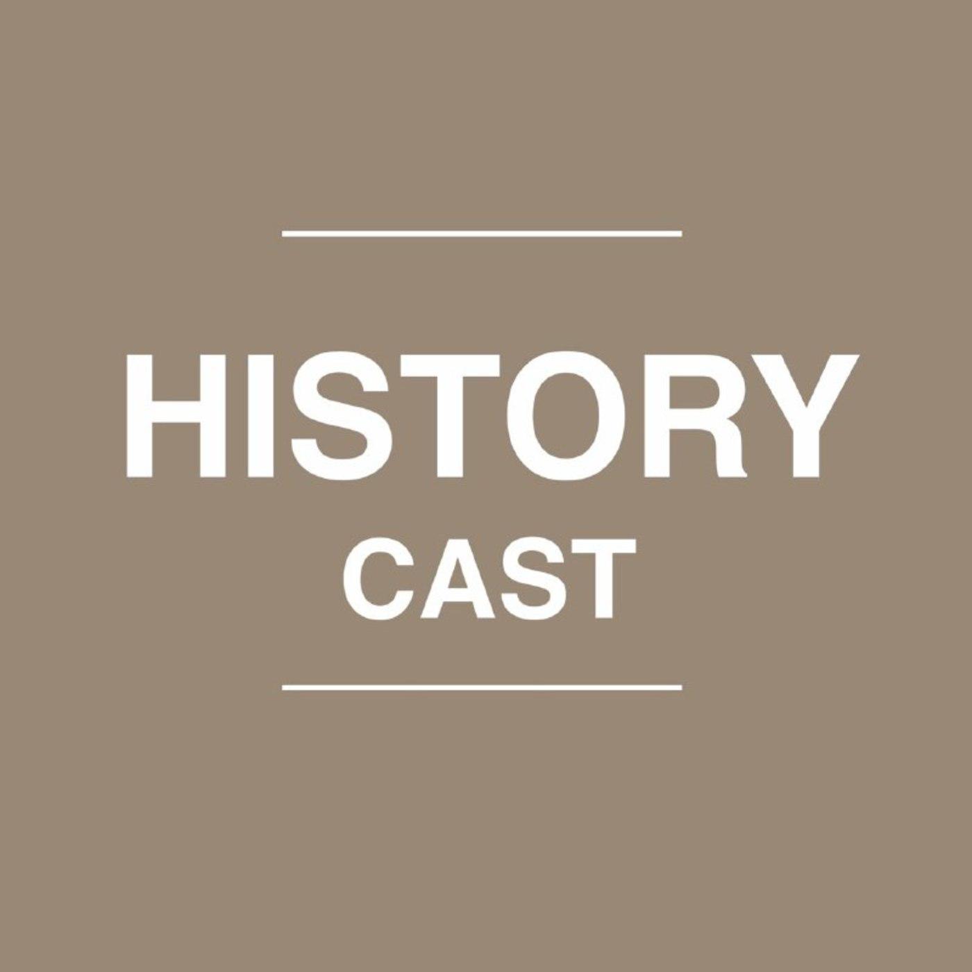HistoryCast - разговоры об истории