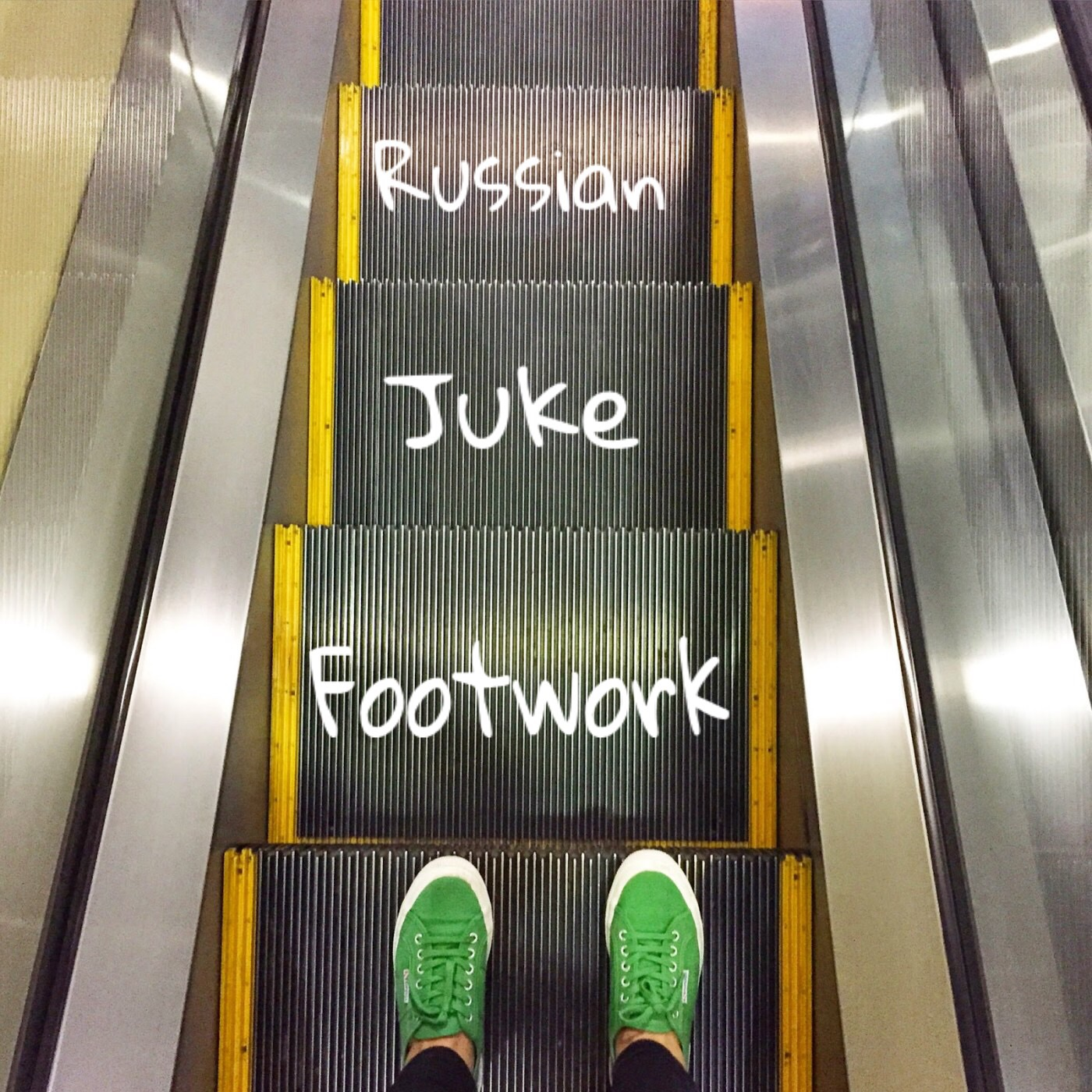 Russian Juke Footwork