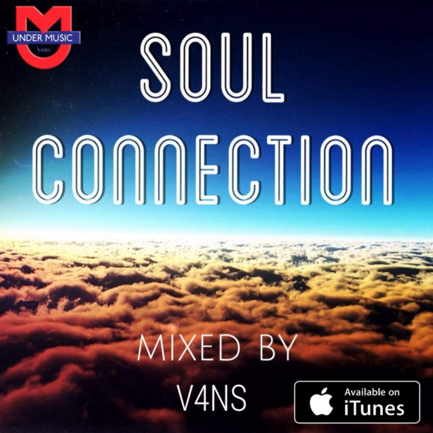 Soul Connection mixed by V4Ns (Under Music Radio)